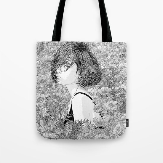 Choose Your Path Tote Bag