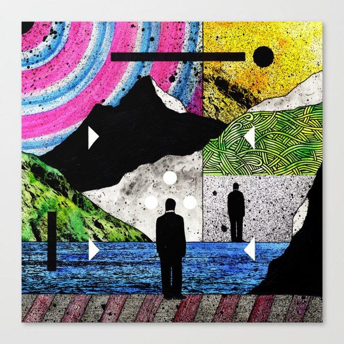 #002 Canvas Print