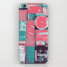 Drugstore iPhone Skin