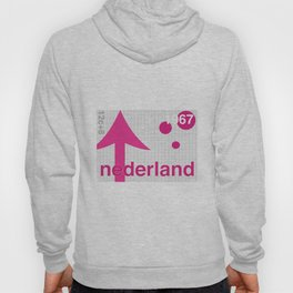 Netherlands stamp  Hoody