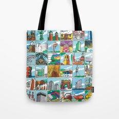 Barcelona anno 1 Tote Bag