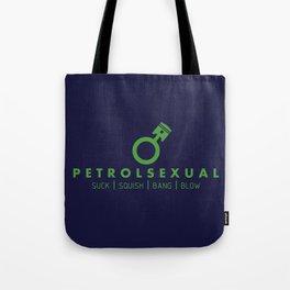 PETROLSEXUAL v3 HQvector Tote Bag