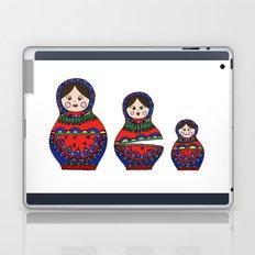POP MATRYOSHKA Laptop & iPad Skin