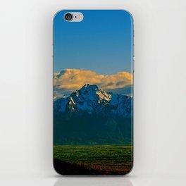 Pioneer Peak - Mat-Su Valley iPhone Skin