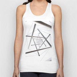 Infinite Geometry Unisex Tank Top