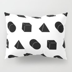 Shapes Pattern Pillow Sham