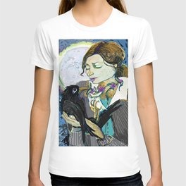 'Communication with the Raven' T-shirt