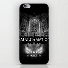 Amalgamation #4 iPhone & iPod Skin