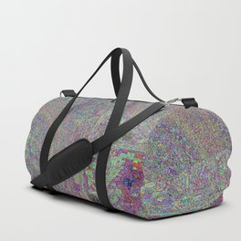 rainbows in a trip Duffle Bag