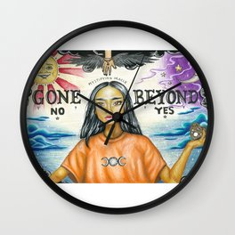 Gone Beyond Wall Clock