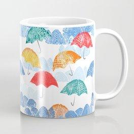 Umbrella Spring Coffee Mug