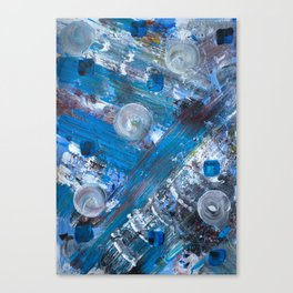 My Contemporary Canvas Print