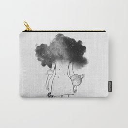 Disappear in yourself. Carry-All Pouch