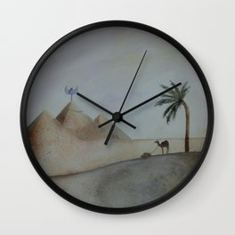 Gobi's Valley - Banjo Kazooie Wall Clock