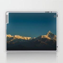 Himalayan sunrise Laptop & iPad Skin
