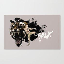 Sagat Canvas Print