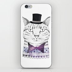 MR. CAT iPhone & iPod Skin