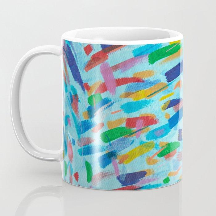 Color Whirl Coffee Mug