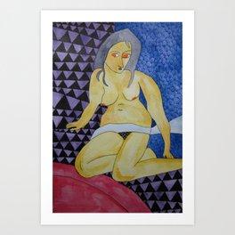 Modi#9 Art Print