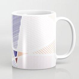 Striped in colors Coffee Mug