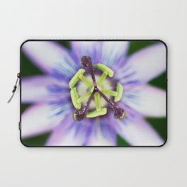Peace Flower Laptop Sleeve