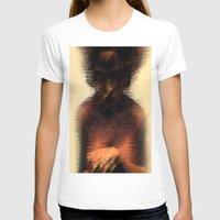 afro T-shirts featuring AFRO by Marian - Claudiu Bortan