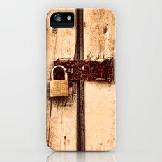The Lock iPhone (5, 5s) Slim Case