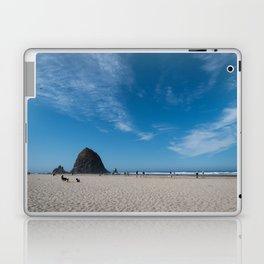 Haystack Rock, Cannon Beach Laptop & iPad Skin