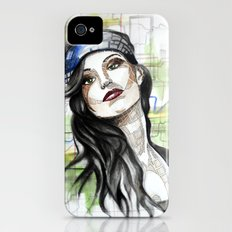 Katie iPhone (4, 4s) Slim Case