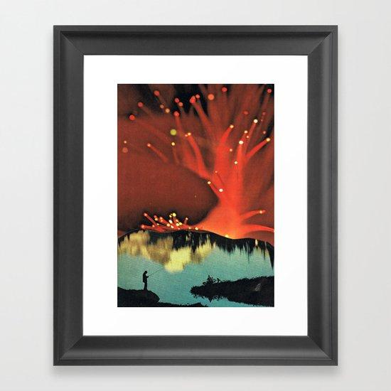 The Wild Side Framed Art Print