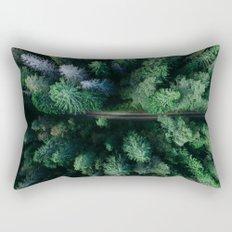From Afar Rectangular Pillow