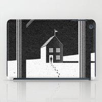 kafka iPad Cases featuring Walking Home/Deposit NY by N / A
