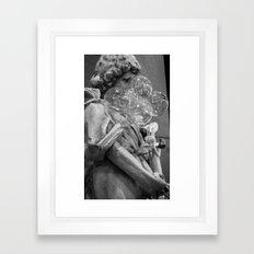 Bubbles at Dusseldorf Framed Art Print