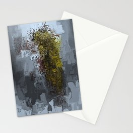 Cracked Delusions Stationery Cards