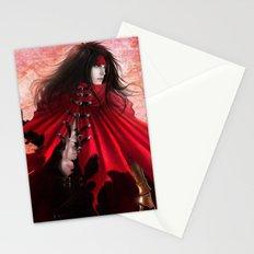 Vincent Valentine Stationery Cards