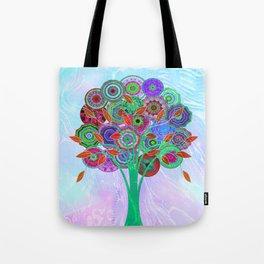 Tree of Life 4 Tote Bag