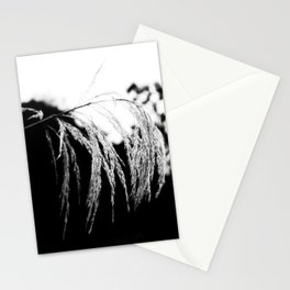 Black and White Gentle Nature  Stationery Cards