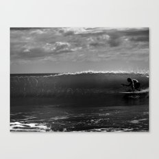 Surf Crab Canvas Print