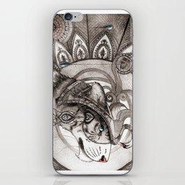 Cata Hari iPhone Skin