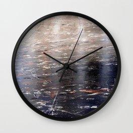 Urban Abstract 119 Wall Clock