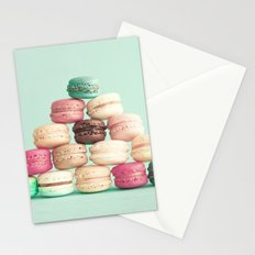 Soft Sweet Pyramid Stationery Cards
