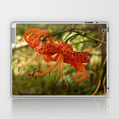 Wild Tiger Lily Laptop & iPad Skin
