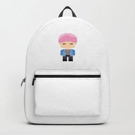 Pixel BTS Park Jimin - Spring Day (Bound) Backpack