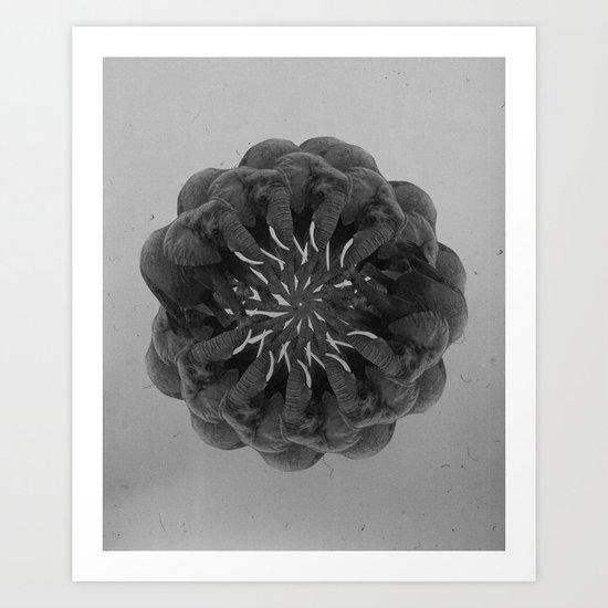 GEOMETRY2 Art Print