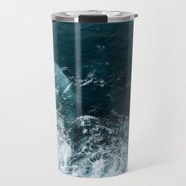 Water (Ocean Waves) Travel Mug