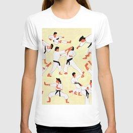 Taekwondo Power T-shirt