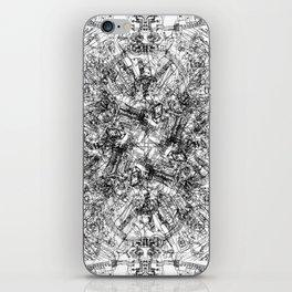 CPU (Dark T-shirt Version) iPhone Skin