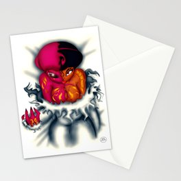 Half Being Hatching Stationery Cards