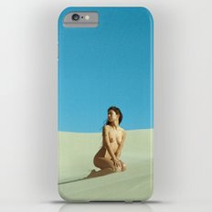 in the still sands of leave iPhone 6s Plus Slim Case