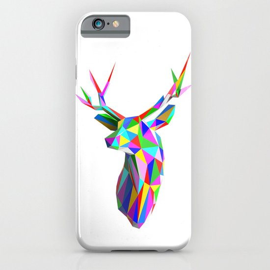 3D Stag iPhone & iPod Case